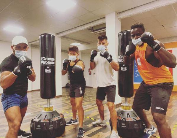 Demostración de Boxing