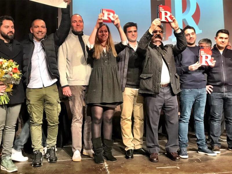 'Granja Elena' de Sants-Montjuïc, 'El Tomàs de Sarrià', de Sarrià-Sant Gervasi i 'En Ville' de Ciutat Vella guanyen els Premis Barcelona Restauració 2018