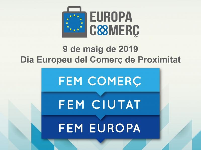 Barcelona, capital europea del Comerç, Dia Europeu del Comerç de Proximitat
