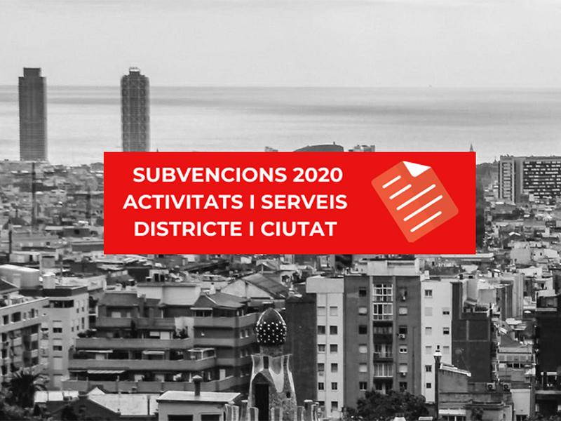 Oberta la convocatòria general de subvencions de comerç de 2020