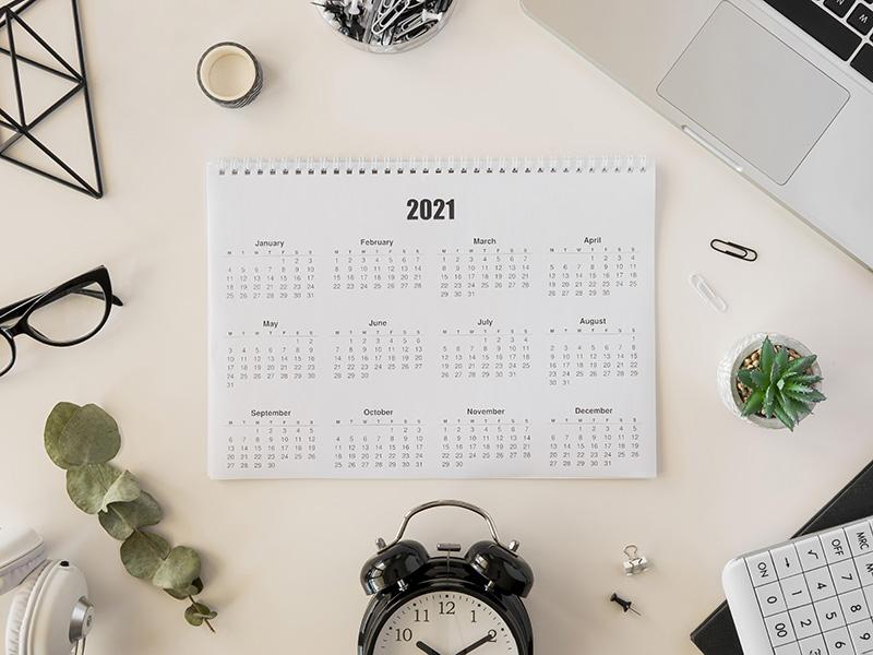Calendario de festivos y domingos de apertura comercial autorizada