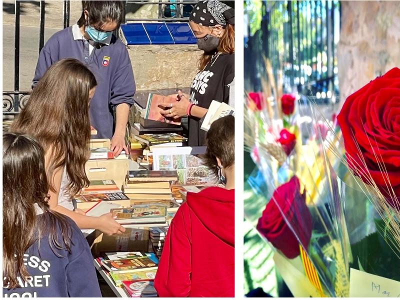 [Princess Margaret] Actividades Sant Jordi