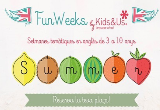 Casal d'estiu Fun Week