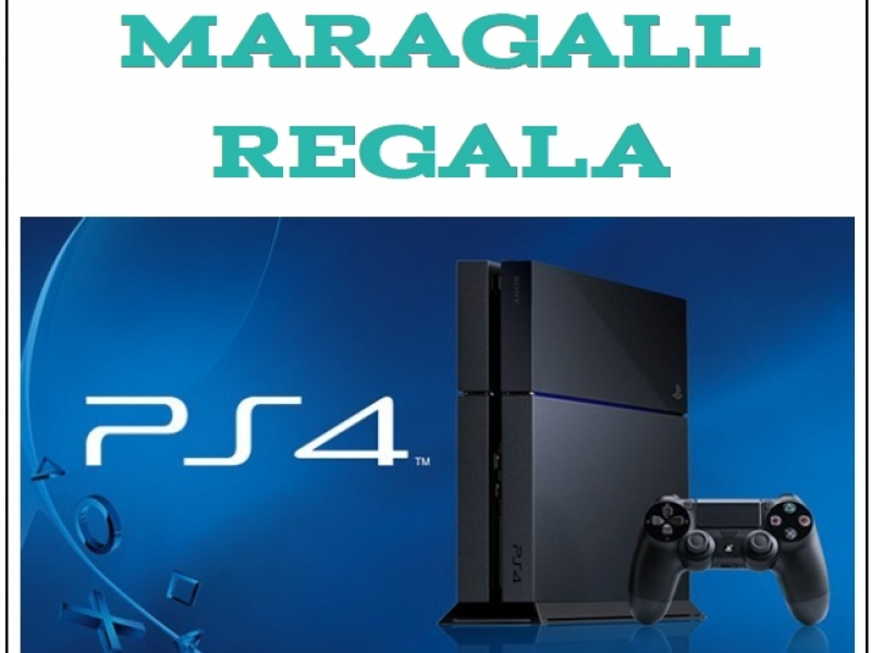 Sorteo PlayStation 4