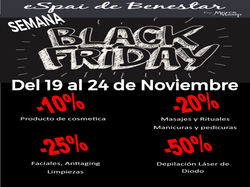 Descomptes Black Friday